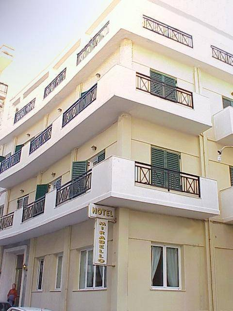 Mirabello Hotel, Irakleion, Greece, Greece hotels and hostels